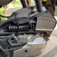 FILTER SARINGAN UDARA MOTOR HONDA ADV PCX VARIO 150 STAINLESS
