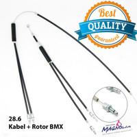 Tali / Kabel Rem Rotor Sepeda BMX - Radius