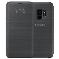 SAMSUNG LED VIEW COVER BLACK S9