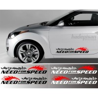 Stiker Mobil Cutting Sticker mobil NEED FOR SPEED MOST WANTED Tribal -