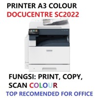 Mesin Fotocopy Fujixerox Sc2022 CPS A3 Garansi Resmi sc 2022 / sc-2022