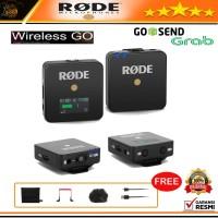 Rode Wireless Go Compact Digital Wireless Microphone System - RESMI