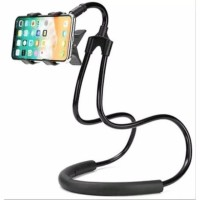 Holder HP di leher Lazy Hanging Neck cell stand / lazypod leher