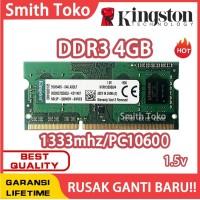 Ram laptop kingston SODIMM 4GB DDR3 DDR3-1333 4G sodim ram