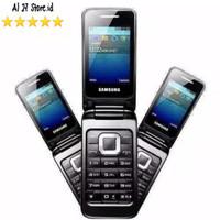 Handphone Samsung Lipat GT C3592 Hitam HP Samsung jadul Samsung Murah