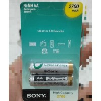 Baterai Cas batre Charge Sony AA