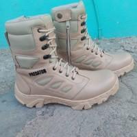 sepatu pdl cream/ sepatu tactical gurun/ sepatu boots safety