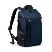 Manfrotto NX CSC Backpack Blue Tas Kamera Drone Original