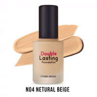 etude house double lasting foundation #N04 neutral BEIGE (SPF42/PA++)