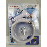 Kran Shower cebok toilet semprotan air wc nikken NK-899 Jet Shower