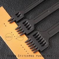 New Stitching Round hole punch SET Version 2-4-6 Hole