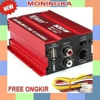 K3-3 Kinter Amplifier Speaker 2 channel 500W - MA150 - Red
