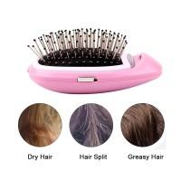 Sisir Rambut teknologi aktif ION Anti Rontok Ionic Magic Hair Brush