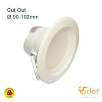 Downlight LED 10W Semu 4000K Lampu Plafon LED Grace 10 Watt CW