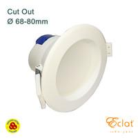 Downlight LED 5W Kuning 3000K Lampu Plafon LED Grace 5 Watt WW