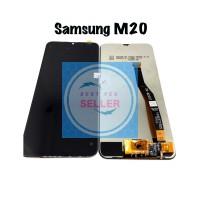 Lcd Touchscreen Samsung Galaxy M20 2019 Fullset Original Terlaris New