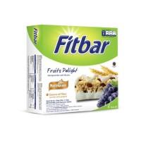 Fitbar Multigrain Fruits Delight 5x22gr