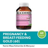 Blackmores Pregnancy & Breast - Feeding Gold (60)