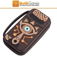 Tas Travel Case Deluxe Nintendo Switch Zelda Sheikah Eye 12