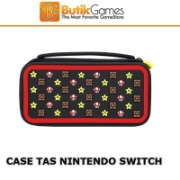 Case Tas Travel Deluxe Nintendo Switch Super Mario Star 09