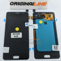 LCD & TS SAMSUNG A5 2016 / A510 ORIGINAL OLED / SMALL GLASS