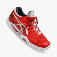 ASICS COURT FF NOVAK Men's Tennis Shoes - RED