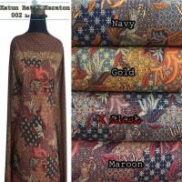 Kain Katun Batik Keraton 002/ Cotton Batik Keraton 002(Per 0,5 Meter)