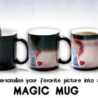 Magic Mug Custom / Mug Magic / Mug bunglon (Process 1 hr)