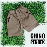 free ongkir cod celana anak chino pendek 0-15 tahun - 3-6 bulan