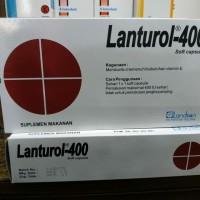 LANTUROL-400... perbox... Exp April 2023