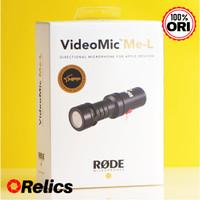 Genuine Rode VideoMic Me L (Lightning) Microphone-Original Asli Resmi