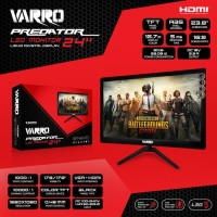 LED MONITOR VARRO 24 INCI HDMI GARANSI 1 TAHUN