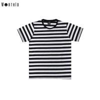 Worth ID Tshirt Big Black Stripe