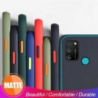 Samsung A11 M11 M10 M21 M31 M30s Case Skin Feel Matte
