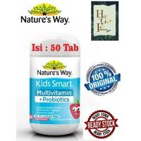 Nature's Way Kids Smart Multivitamin + Probiotic
