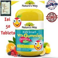 Nature's Way Kids Smart Omega -3 + Multi