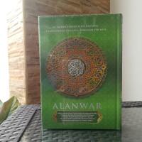 Alquran ALANWAR A5, Al-Quran Tajwid Arab-Latin-Terjemah Perkata Sedang