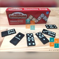 Mainan Anak Keluarga - Dominoes Domino King Kartu Family Board Game
