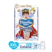 MAMYPOKO Pants Popok Celana Royal Soft XXL 38 Boys