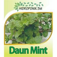 Benih Daun Mint - Repack