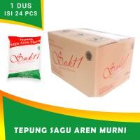 Tepung Sagu Aren Murni SAKTI/SAKT1 500 gr (Isi 24 Pcs)