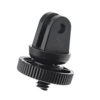 Action Sports Cam Mini Tripod Mount Adapter for Xiaomi Yi GoPro Hero .