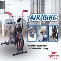 Sepeda Statis spinning bike Platinum Bike Gym fitness Indoor 042-19 .
