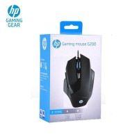 Mouse Gaming HP G200 - 4000DPI RGB Driver Macro Software