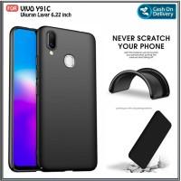 Case Vivo Y 91 C Casing Premium Slim Exellent Cover