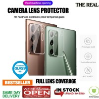 Samsung Note 20 Ultra / Note 20 Camera Tempered Glass Lens Protector