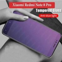 Xiaomi Redmi Note 8 Pro Anti Gores Spy Tempered Glass Matte Protector