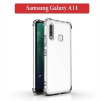 Samsung Galaxy A11 Soft Case Silicone Anti Crack Casing Cover Clear
