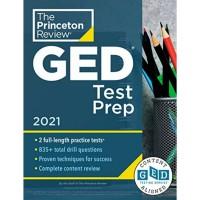 Buku GED Test Prep 2021