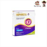 Nephrisol D Vanila 231 gram